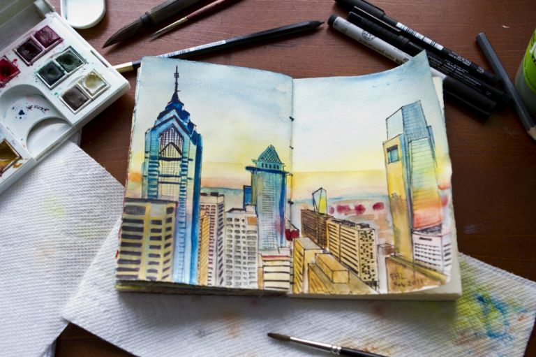 philly-watercolour-3